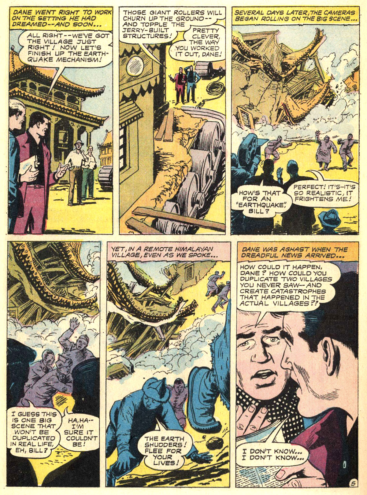 Strange Adventures (1950) issue 210 - Page 28