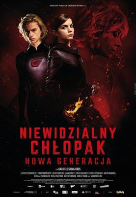 Niewidzialny chłopak -Nowa Generacja (2018)