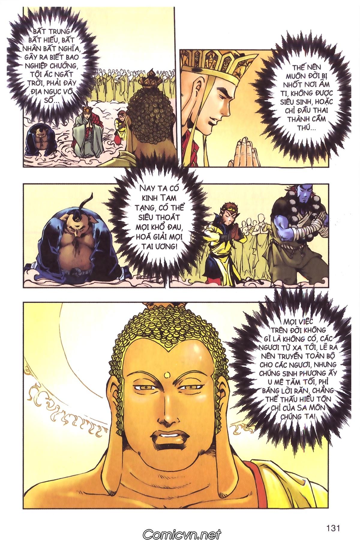 Tây Du Ký màu - Chapter 134 - Pic 7