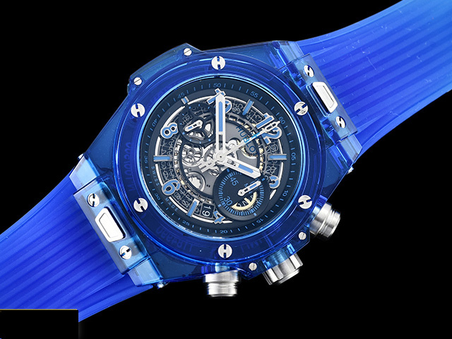 replica Hublot Big Bang Unico Sapphire Special Edition Chronograph Mens  Watch f30367eee10c