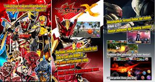 Cara Membuka Semua Karakter Baru Bima X Satria Garuda Android cover