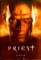 Download Priest (2011) BluRay 1080p 800MB Ganool