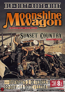 Moonshine Wagon