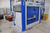 Lapauw Combi 1000 Frontal Machine 3 Pockets Excellent Condition 100kg Year 2004