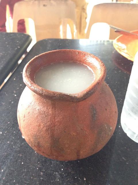 ケララのお酒といえば、ココナッツ酒トディ(Toddy)