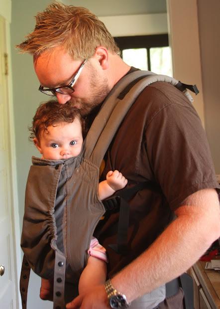 Happy Hippie Homemaker & Improved Boba Baby Toddler Carrier