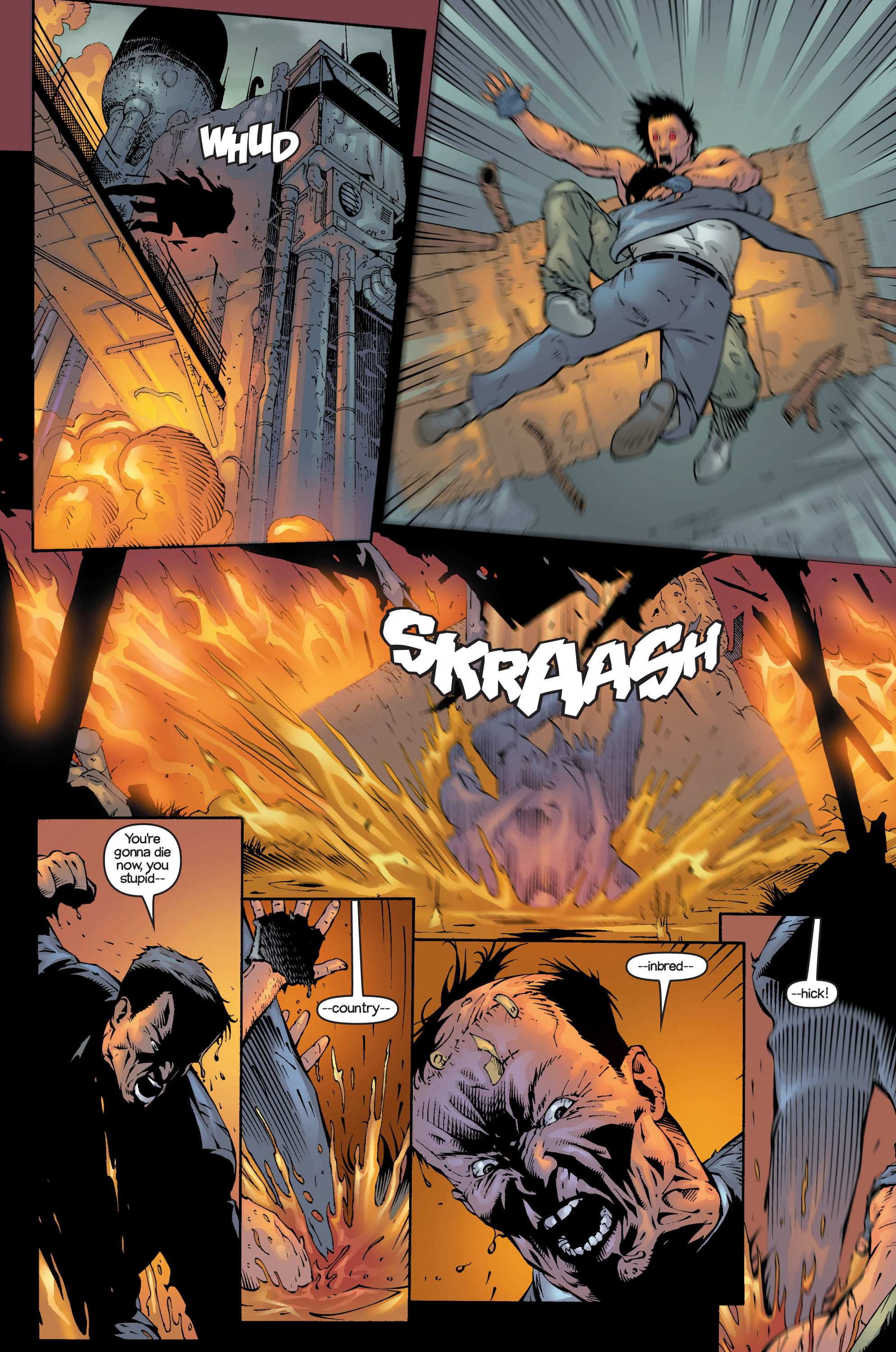 Read online Ultimate X-Men comic -  Issue #14 - 21