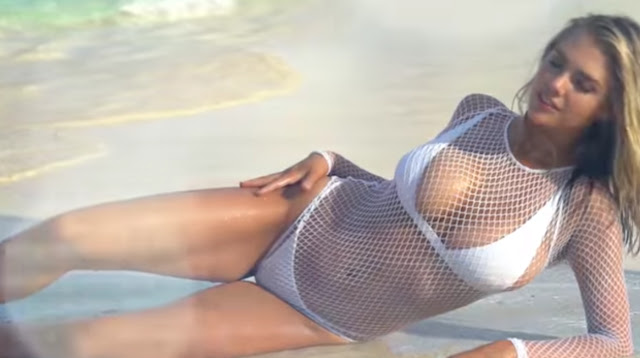 Kate Upton And Ashley Graham Headline A Video From Fiji For Sports Illustrated Swimsuit - Krusty ...