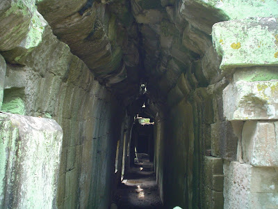 Half-shell Temples of Angkor - Cambodia
