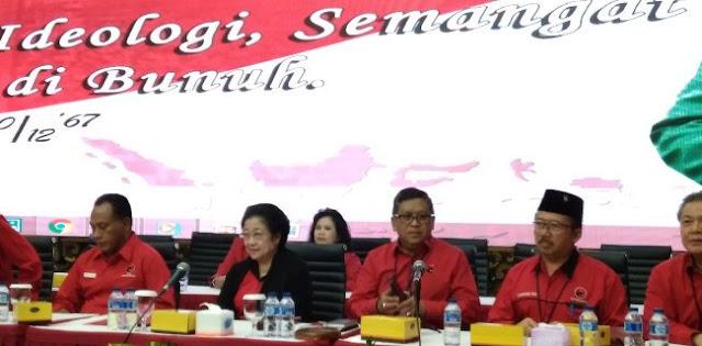 Megawati Bikin Jokowi Tidak Nyaman