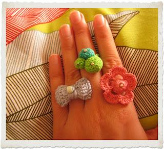 anelli uncinetto premio giveaway coolfashionstyle