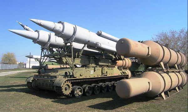 Sistem rudal 2K11 Krug