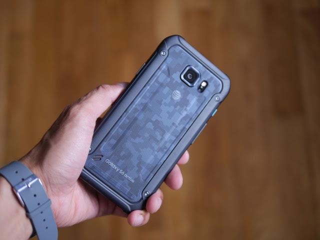 مواصفات هاتف Samsung Galaxy S7 Active
