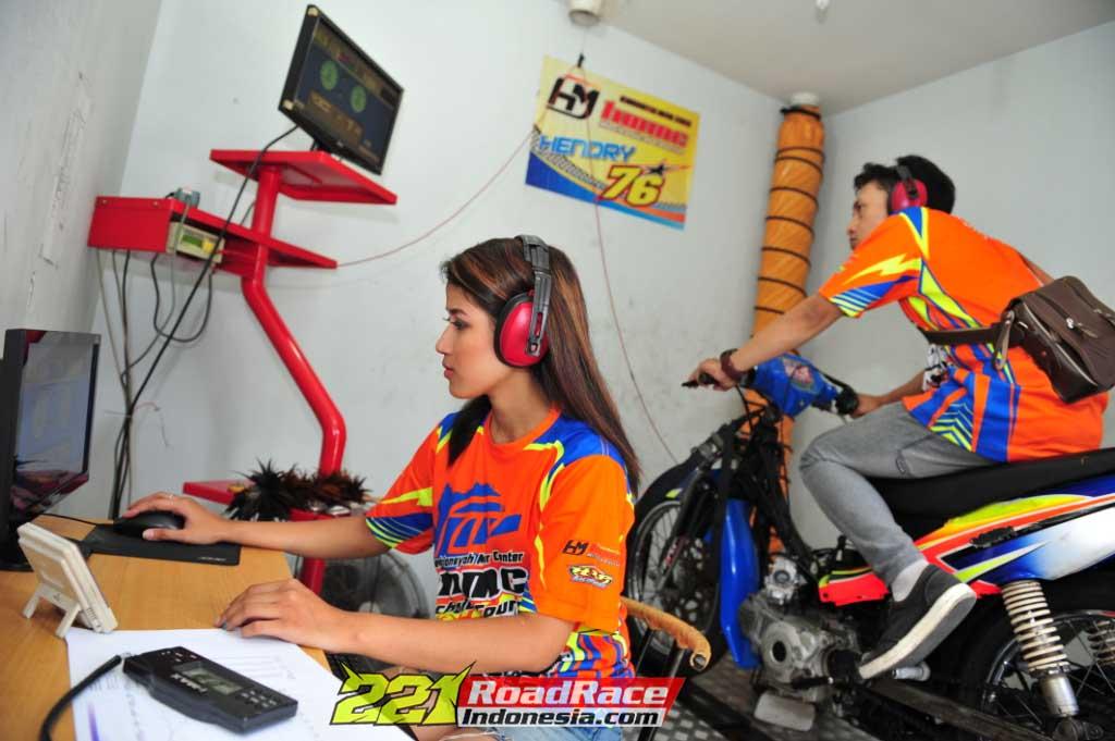 HMMC, Kursus Resmi Mekanik Balap Tertua di Jogja, Rintisan Dewa Road Race
