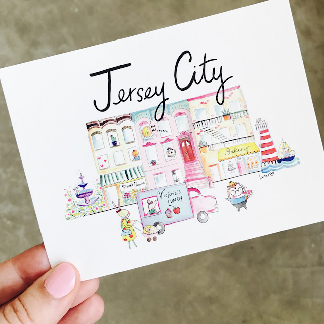 Lady Lucas Open Halloween House | Jersey City Artist Studio Tour 2017 | #jerseycity #jerseycityartist #ladylucas