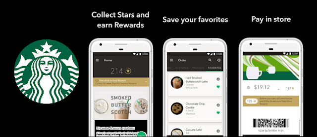 Starbucks Android App Got the New Update With Bug Fixes and Crash Fix