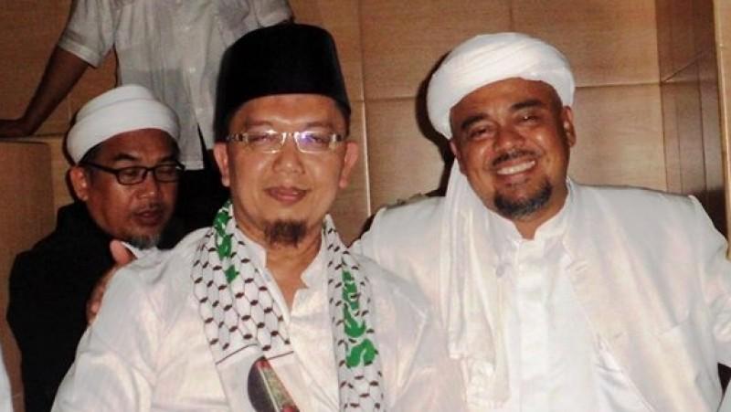 Alfian Tanjung dan Habib Rizieq