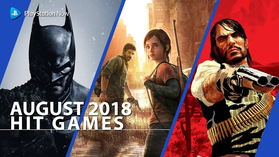 playstation now new games august 2018