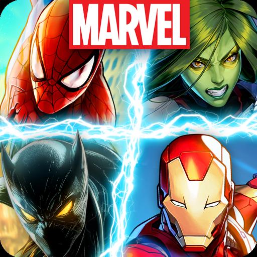 MARVEL Battle Lines v2.23.0 Apk Mod