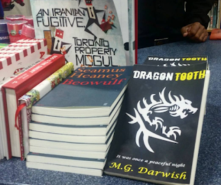 Dragon Tooth Available in Jashenmal - Bahrain!