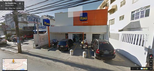 Mais um assalto registrado no Rio Vermelho na segunda-feira (07)