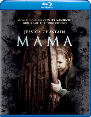 Mama 2013 Bluray Reissue