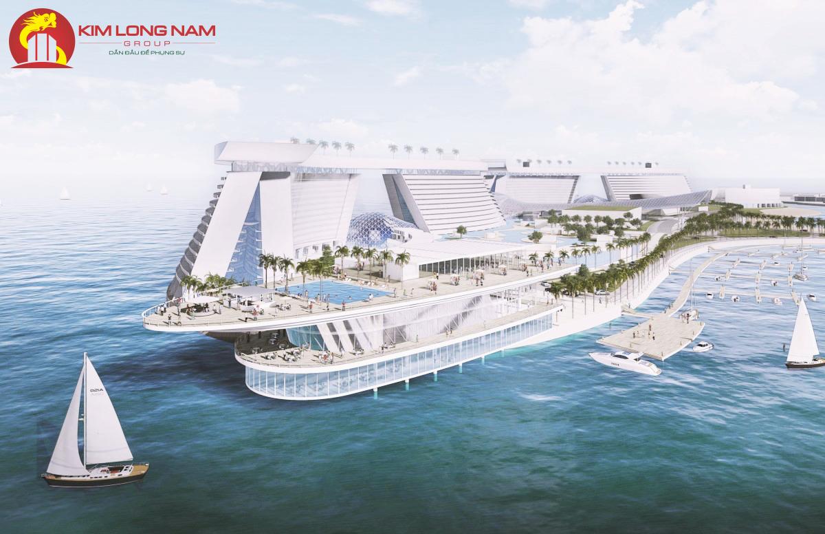 Tiện ích sống của dự án Kim Long Ocean Thuận Phước