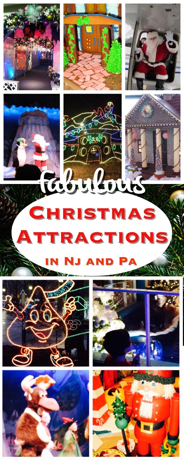 jersey momma disclaimer i know there are hundreds of amazing christmas and holiday themed places to visit in and around new jersey but i picked some of my
