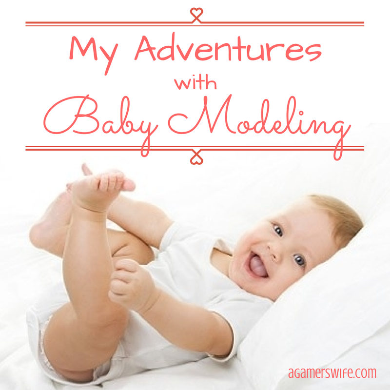 My adventures with baby modeling