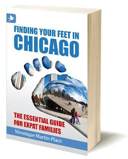 Finding Your Feet In Chicago - The essential guide for expat families Véronique Martin-Place