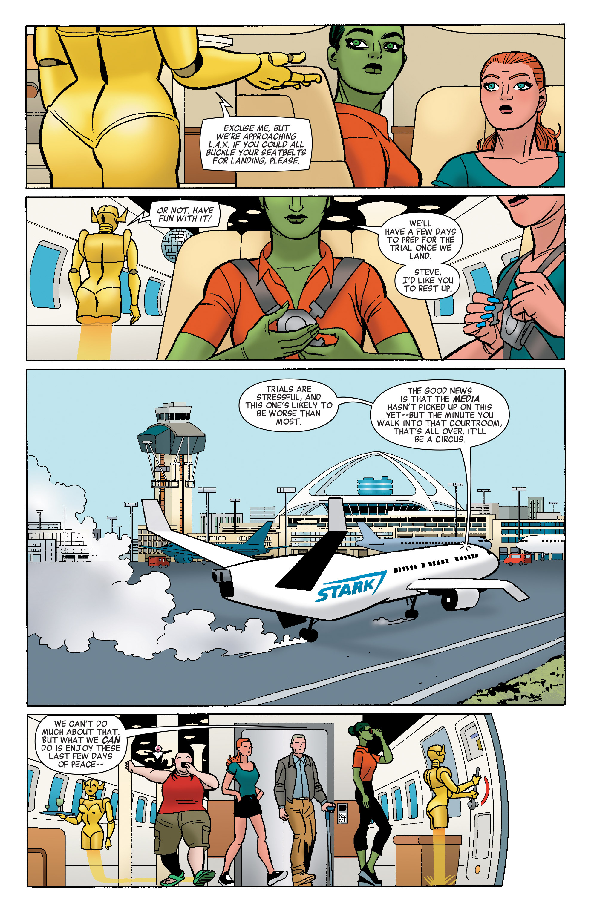 Read online She-Hulk (2014) comic -  Issue #8 - 13