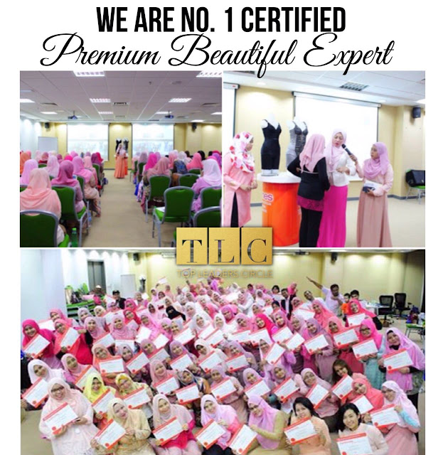 We are no 1 certified Premium Beautiful Expert, Top Leaders Circle