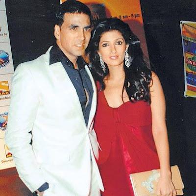 Entertainment World: Akshay Kumar Wife