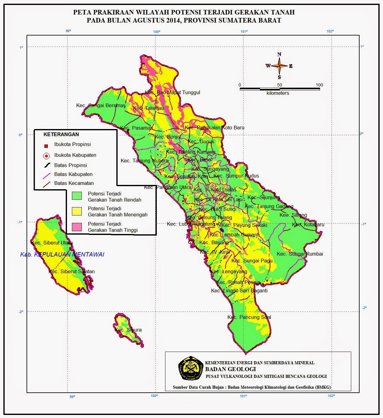 Pusdalops PB Provinsi Sumatera Barat: PERKA BNPB TENTANG ...