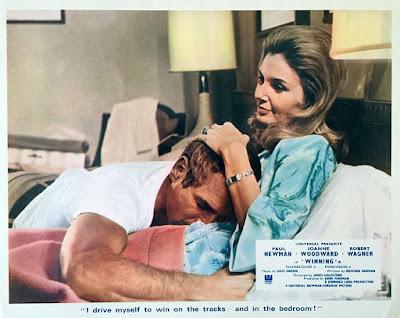 Winning 1969 Paul Newman Joanne Woodward Image 2
