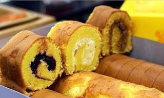 Resep Bikin Roti Bolu Gulung Selai Nanas