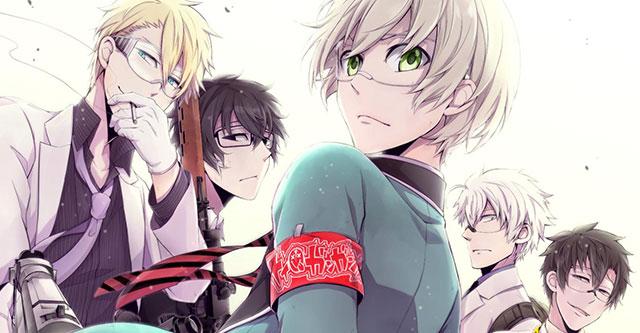 Download Anime Aoharu X Kikanjuu Subtitle Indonesia