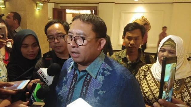 Bagi Fadli Zon, Pidato Jokowi Justru Tunjukkan Mental Pemimpin Inferior