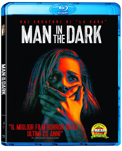 Man In The Dark DVD