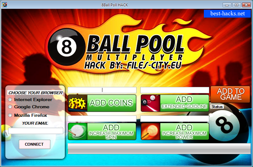 8 Ball Pool Hack  Unlimited Coins amp Cash in 8 Ball Pool Cheats