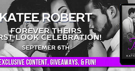 Pre-Order Alert: Forever Theirs by Katee Robert
