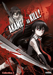 Sát Thủ Akame - Akame Ga Kill (2014)