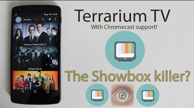 android app to watch movies and tv shows
