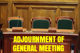 Adjournment-of-General-Meeting–Analysis-Provisions