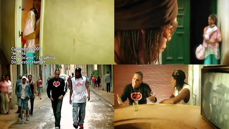 Cubanito 2002 - ¨Miente¨ - Videoclip - Dirección: Lester Hamlet. Portal del Vídeo Clip Cubano