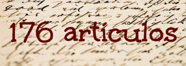 Artículos escritos