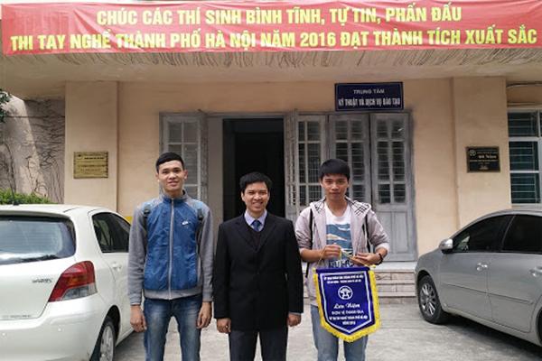 Sinh Viên FPT Đoạt Giải Trong Cuộc Thi Tại Hà Nội