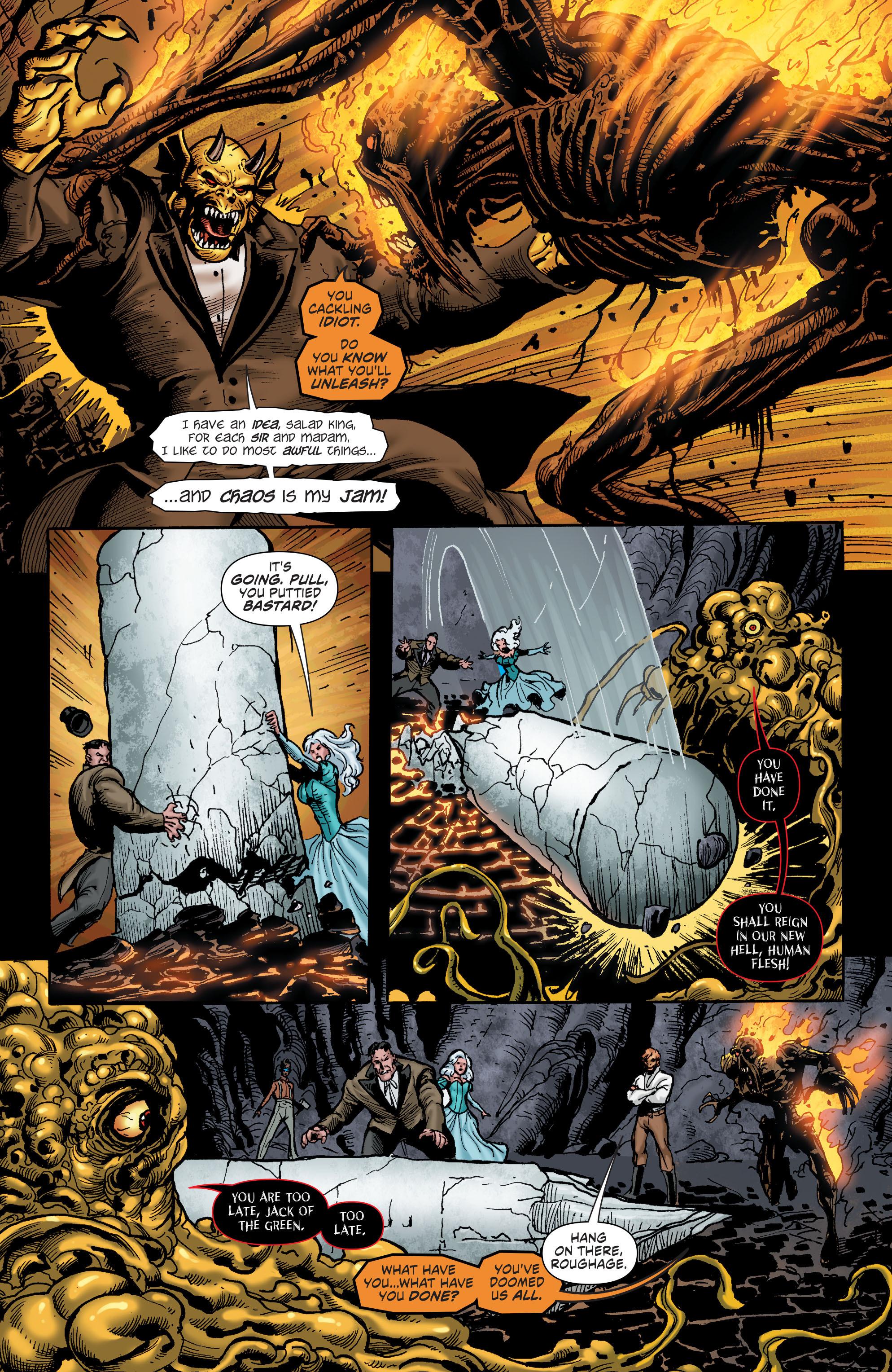 Read online Secret Six (2015) comic -  Issue #9 - 20