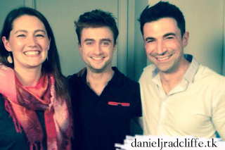 Daniel Radcliffe on Spin 1038