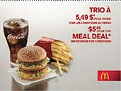 Coupon imprimables McDonalds
